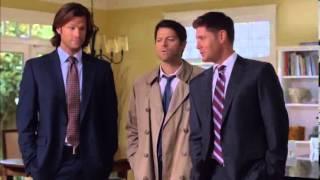 Supernatural Season 8 - Full Gag Reel HQ