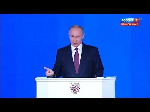 США в панике! На Западе НЕ ОЖИДАЛИ такой речи от Путина! Это ПОСЛЕДНЕЕ предупреждение!