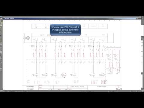 Opcje i Warianty projektu w SEE Electrical EXPERT