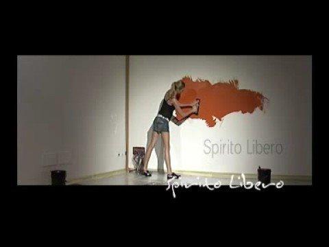 SPIRITO LIBERO - PRIMA MANO