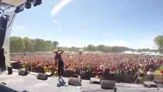 Vic Mensa - Thru My Eyes: Fire Fly Festival 2014