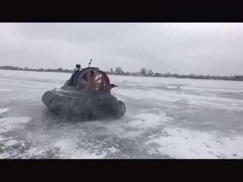 Экспериментальный катер 19 января испытали наВолге