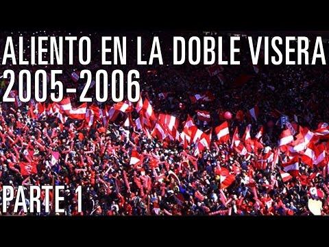 Video especial: Aliento en la Doble Visera 2005-2006. PARTE 1. - La Barra del Rojo - Independiente