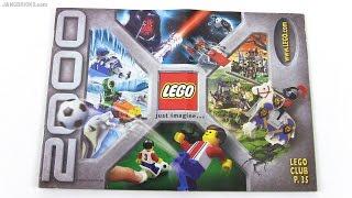 Video A look at a LEGO catalog from 2000! MP3, 3GP, MP4, WEBM, AVI, FLV Agustus 2018