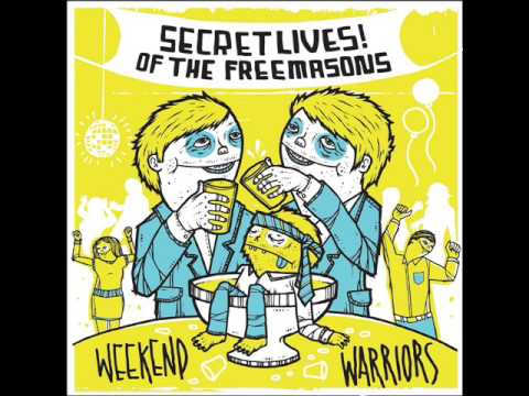 Secret Lives of the Freemasons - Mascara