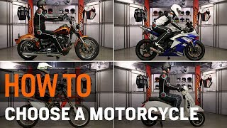 Video Motorcycle Types for Beginners - How to Choose at RevZilla.com MP3, 3GP, MP4, WEBM, AVI, FLV Juli 2019