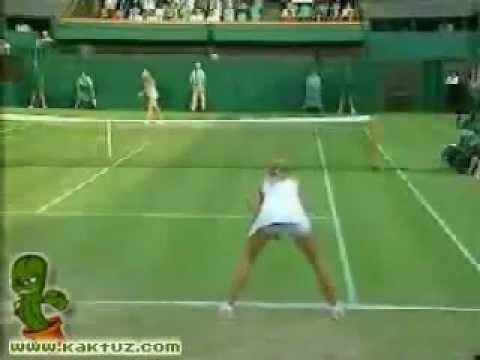 María Sharapova, que belleza!