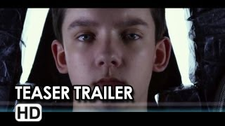 Ender's Game Final Trailer Preview (2013) - Harrison Ford Sci-Fi Movie HD