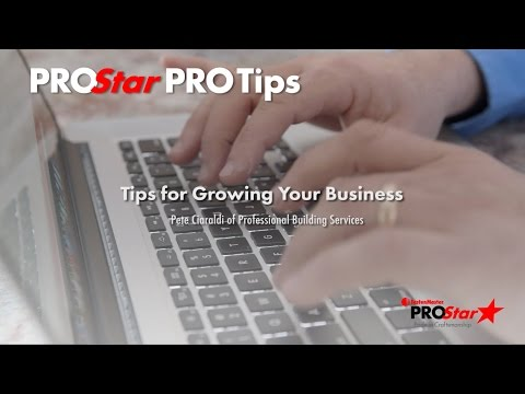 Tips for Growing Your Professional Contracting Business