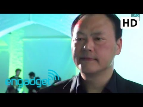 Engadget Interview With HTC CEO Peter Chou | Engadget