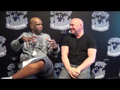 Big Boy kicks it with UFC Owner Dana White | BigBoyTV