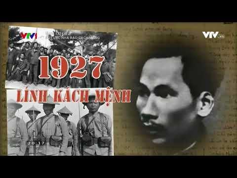 Phim tài liệu : Bút lực nhà báo cách mạng