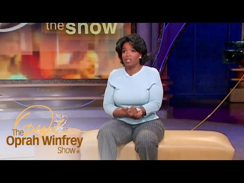 The Celebrity Surprise That Sent Oprah into the