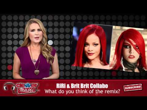 "Rihanna and Britney: ""S&M"" Remix:  No Autotune?"