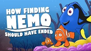 How Finding Nemo Should Have Ended by How It Should Have Ended