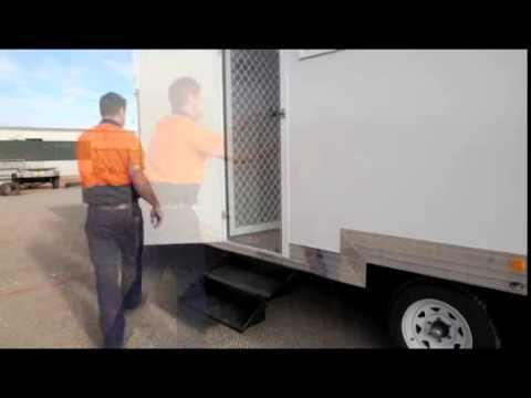 Barg Engineering Caravans