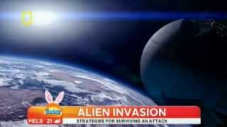 SUBSCRIBE On April 08, 2012 The Today Show had this program on about the Governments plan for an Alien Invasion.