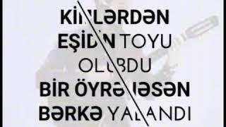 Orxan Murvetli - Resad İlqaroglu - Dostum 2018 Yeni