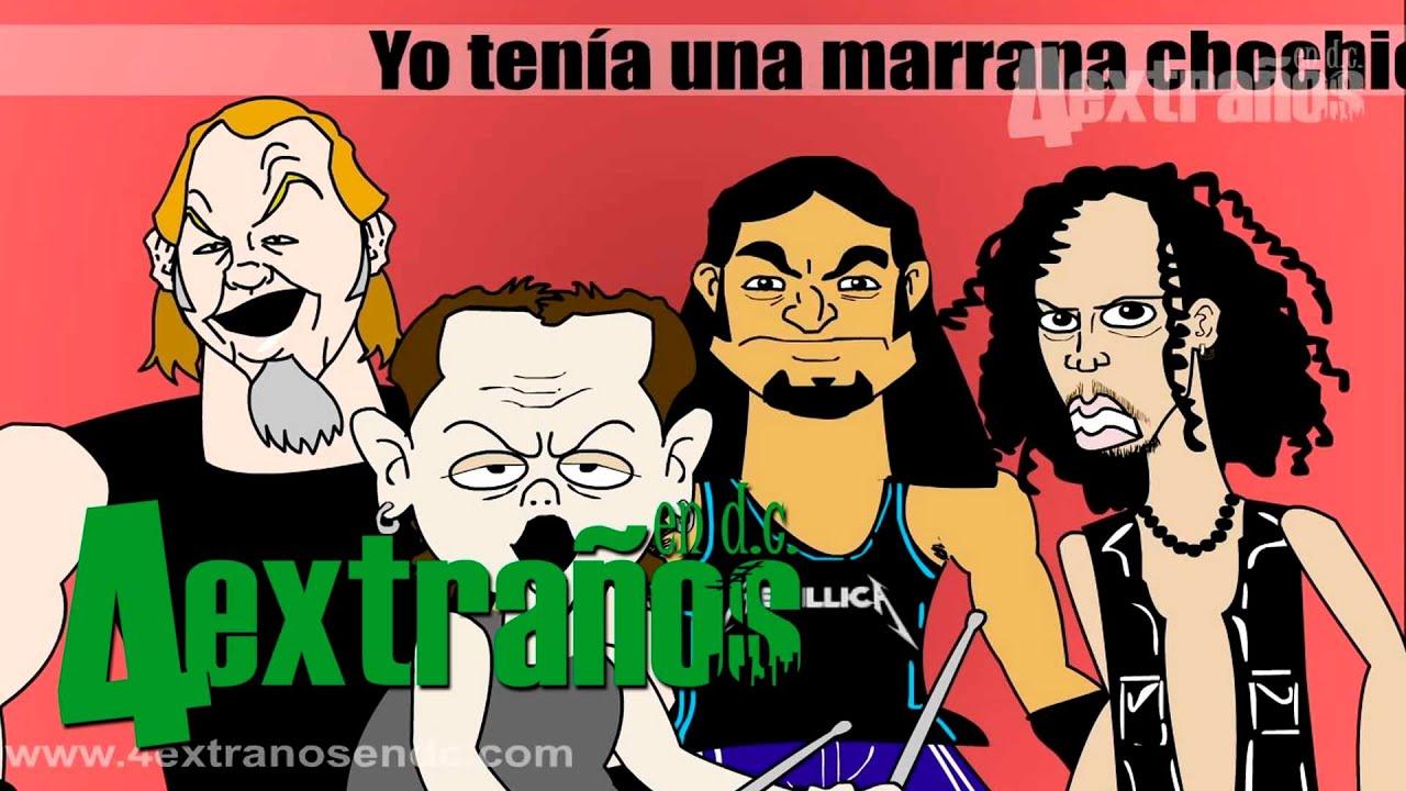 4 Extraños en D.C - Trailer Metaguila