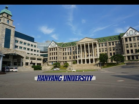 Dormitory Tour at Hanyang University in Seoul, South Korea!