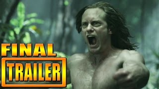 The Legend of Tarzan Final Trailer by Clevver Movies
