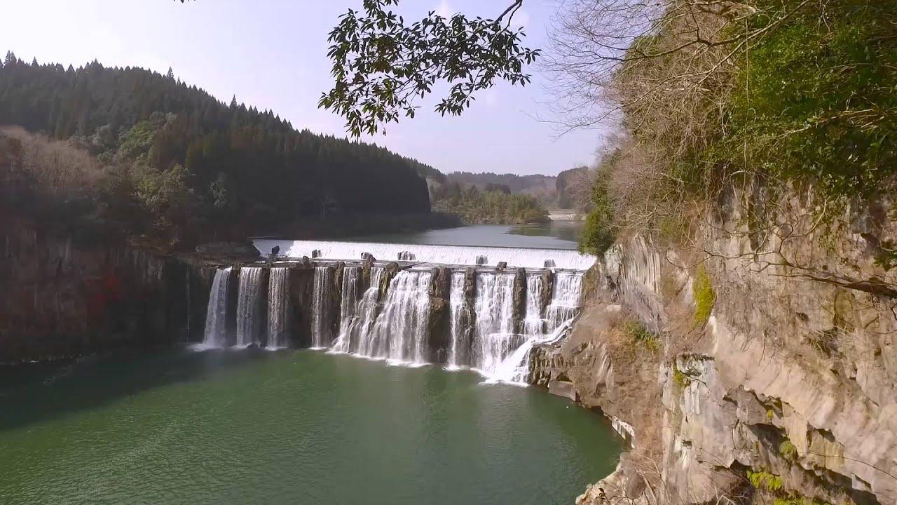 道の駅おおの周辺:沈堕の滝