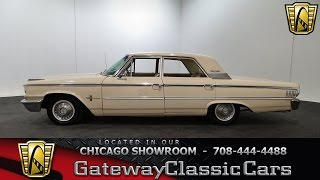 1963 Ford Galaxie 500 Gateway Classic Cars Chicago #1158