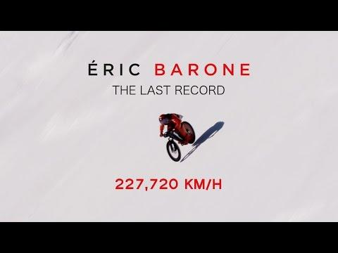 Mountain Bike World Speed Record