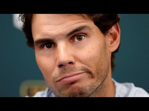Εκτός ATP Finalls ο Ραφαέλ Ναδάλ