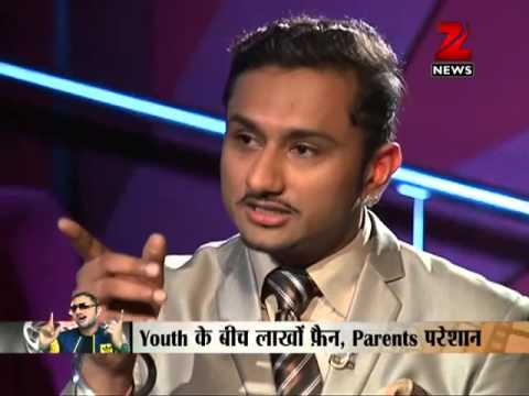 yo - Yo Yo Honey Singh was interviewed by Sudhir Chaudhary about his life, struggles, controversies and more. He talks about his latest associations with Shah Ruk...