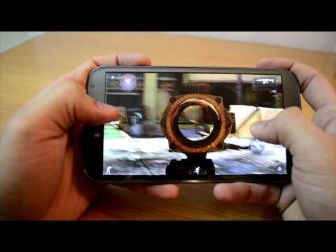 Gaming on the Galaxy Note 2 – Asphalt 7, Modern Combat 3, Temple Run