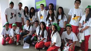 Sofía Moreno, Coordinadora Red jovenes de ambiente
