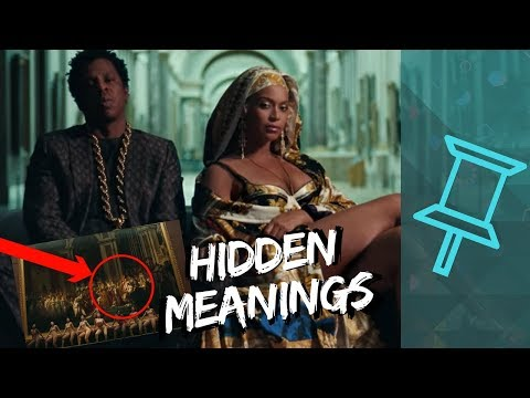 'APESHIT' Music Video | The Carters EXPLAINED (Symbolism and Messages) (видео)