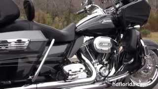 8. Used 2011 Harley Davidson CVO Road Glide Ultra Motorcycles for sale