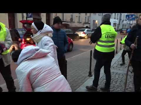 Wideo1: Ekstremalna droga krzyżowa Leszno