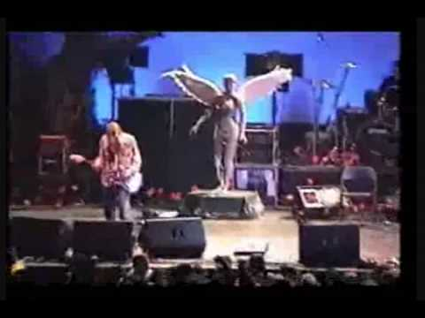 Nirvana - Frances Farmer Will Have Her Revenge On Seattle - Live - (New Year's Eve)