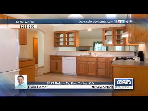 6137 Polaris Dr  Fort Collins, CO Homes for Sale | coloradohomes.com