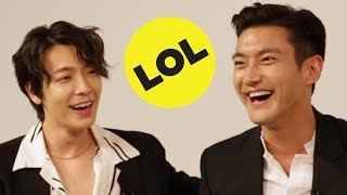 Video Super Junior Plays Would You Rather MP3, 3GP, MP4, WEBM, AVI, FLV Juli 2018
