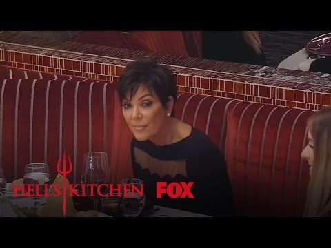 Kris Jenner's Surprise Arrival | Season 15 Ep. 4 | HELL'S KITCHEN