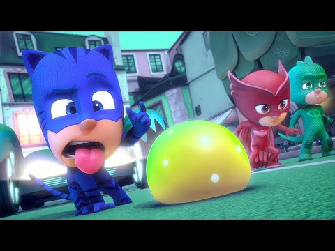 Pj Masks Season 2 ⭐️wacky Floats⭐️4k Hd | Pj Masks Official