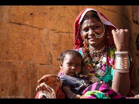 Originea  tiganilor -Jaisalmer, cetatea de aur - India ep.5