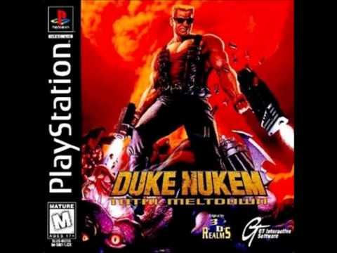 Duke Nukem : Total Meltdown Playstation
