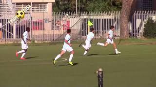 GIOVANISSIMI ELITE FASCIA B: Lazio - Frosinone 7-1