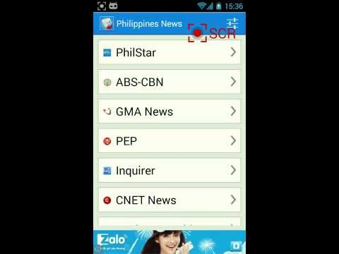 Video of Philippines News
