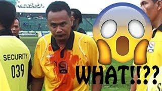 Video Sadisss... 7 Aksi Kekerasan Terhadap Wasit di Liga Indonesia MP3, 3GP, MP4, WEBM, AVI, FLV Juni 2018