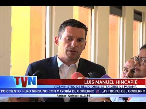 NICARAGUA  SUSCRIBIRÁ DOCUMENTO SOBRE MIGRACIÓN SEGURA PROPUESTO POR PANAMÁ