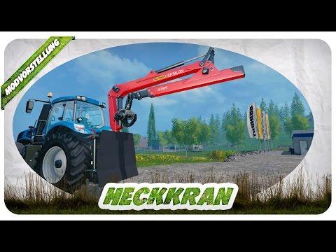 Forestry Heckkran v2.0