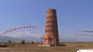 7. Crazy Ural sidecar tour from SilkOffRoad - part 1.  (Kazkahstan-Kyrgyzstan) 2006