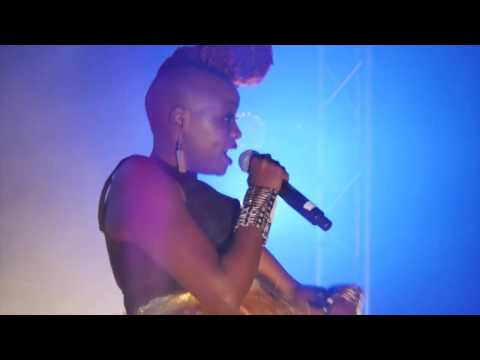 Muthoni Drummer Queen Swiss Tour 2016 highlights