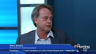 """Prince of Pot"" Marc Emery​ on the future of marijuana legalization in Canada by Pot TV"
